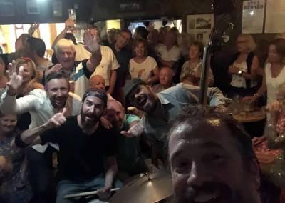 Farewell gig at An Tobar